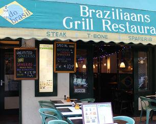 Dinerbon Amsterdam Restaurant Do Brasil