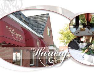 Dinerbon Den Ham Restaurant Harwig