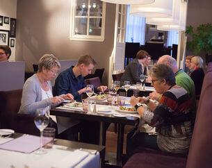 Dinerbon Boornbergum Restaurant het Spijshuys