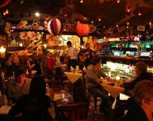 Dinerbon Amsterdam Restaurant Los Argentinos