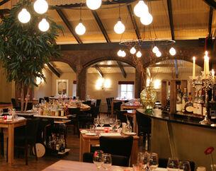 Dinerbon Ede Restaurant Pomphuis