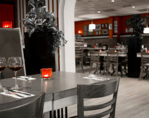 Dinerbon IJsselstein Restaurant Rood
