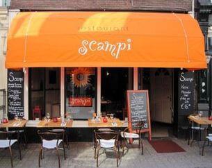 Dinerbon Haarlem Restaurant Scampi
