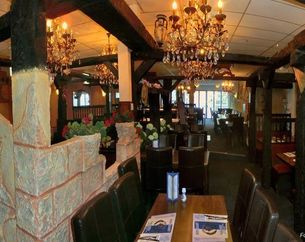 Dinerbon Zeist Restaurant Sirtaki