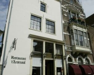 Dinerbon Deventer Restaurant 't Arsenaal