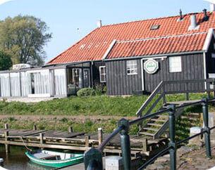 Dinerbon Zoutkamp Restaurant ZK86