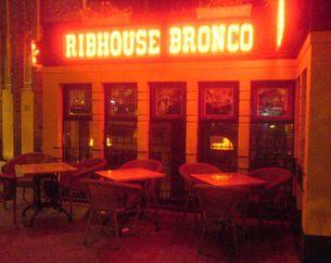 Dinerbon Groningen Ribhouse Bronco