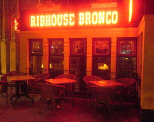 Dinerbon Groningen Ribhouse Bronco