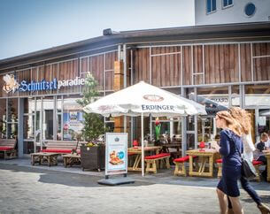Dinerbon Roermond Schnitzelparadies