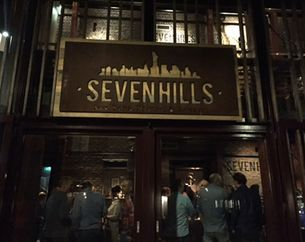 Dinerbon Delft Sevenhills Bistro en Lounge