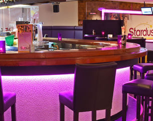 Dinerbon Sittard Stardust All American Bowling & Diner