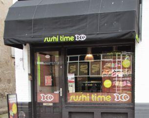 Dinerbon Baarn Sushi Time Baarn