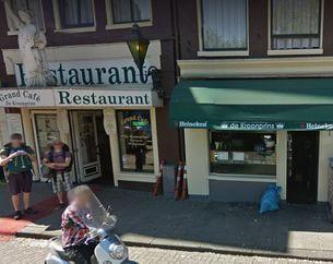 Dinerbon Amsterdam Tapperij de Groote Swaen