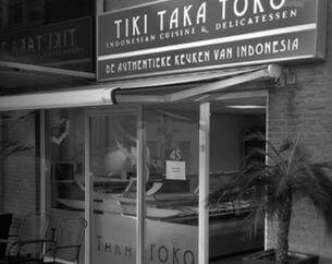 Dinerbon Almere Tiki Taka Toko
