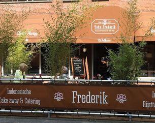 Dinerbon Den Haag Toko Frederik