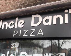 Dinerbon Hilversum Uncle Dani's Pizza
