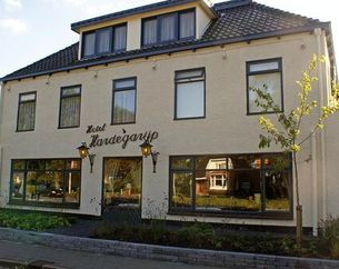 Dinerbon Hardegarijp Van der Valk Hotel Hardegarijp
