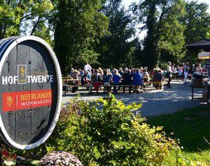 Dinerbon Bentelo Wijngaard Hof van Twente