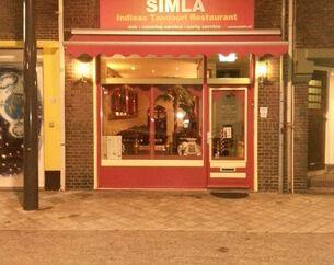 Dinerbon Sittard Simla Indiaas Tandoori (Geen E-vouchers)