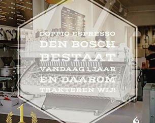 Dinerbon Den Bosch Doppio Espresso Den Bosch