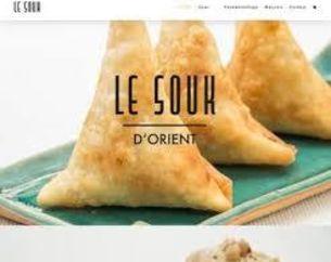 Dinerbon Heilig Landstichting Le Souk d'Orient
