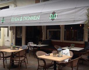 Dinerbon Scheveningen Duo eten en drinken