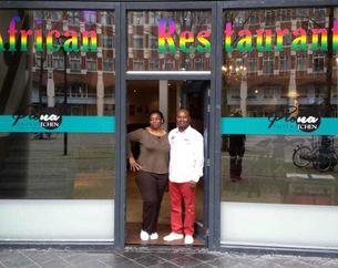 Dinerbon Den Haag African Restaurant Fiona Tasty Kitchen