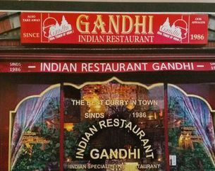 Dinerbon Haarlem Restaurant Gandhi