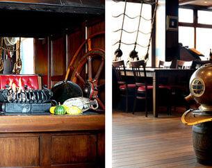 Dinerbon Vlieland Restaurant 't Geuzennest