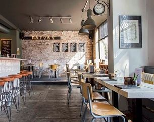 Dinerbon Maastricht Harvey Kitchen & Bar