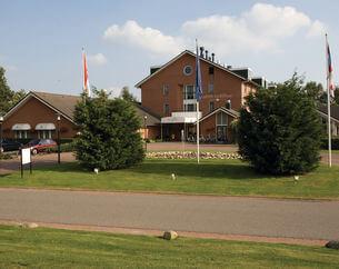 Dinerbon Heerenveen Fletcher Hotel-Restaurant Heidehof