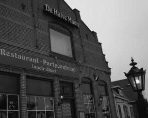 Dinerbon Amsterdam Restaurant De Halve Maen