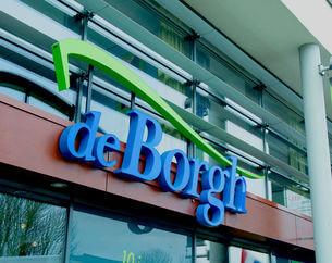 Dinerbon Zevenbergen Restaurant De Borgh