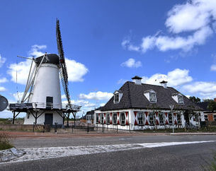Dinerbon Ten Post Restaurant Bij De Molen