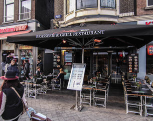 Dinerbon Amsterdam Restaurant At James