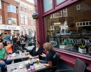 Dinerbon Groningen Eetcafé 't Koetshuys