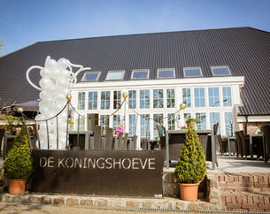 Dinerbon Klaaswaal De Koningshoeve
