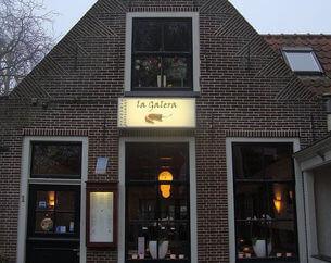 Dinerbon Edam Restaurant Pizzeria La Galera