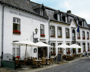 Dinerbon Thorn Fletcher Hotel-Restaurant La Ville Blanche