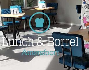 Dinerbon Amersfoort Lunch & Borrel