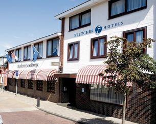 Dinerbon Noordwijk aan Zee Fletcher Badhotel Noordwijk