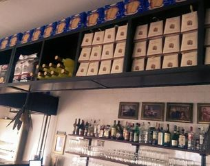 Dinerbon Amsterdam Pasta e Vino