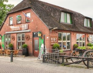Dinerbon Wanneperveen Ribhouse Big Texas