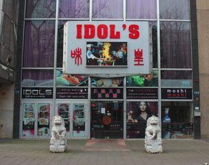 Dinerbon Rotterdam Wok Idols