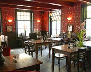 Dinerbon Sloten Restaurant Zeven Wouden