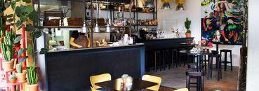 Dinerbon Rotterdam Baek Food & Drinks