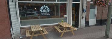 Dinerbon Den Haag Baladi Manouche