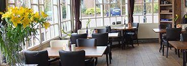 Dinerbon Beugen Café Eethuis Zaal Het Posthuis
