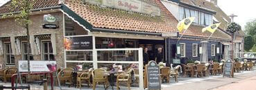 Dinerbon Vrouwenpolder Café Restaurant De Pelgrim