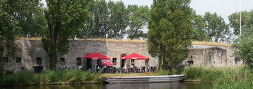 Dinerbon Spaarndam Cafe Fort Zuid